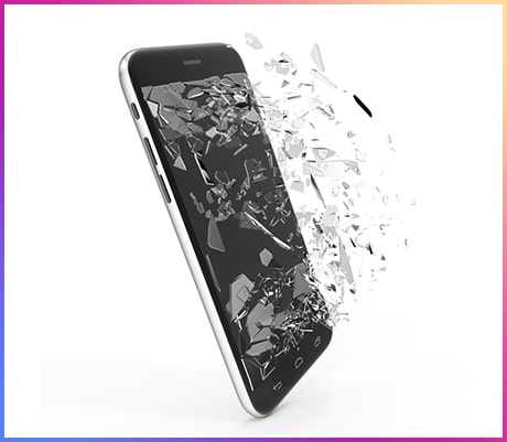 instant-repair-store-smartphone-display-defekt-gerissen